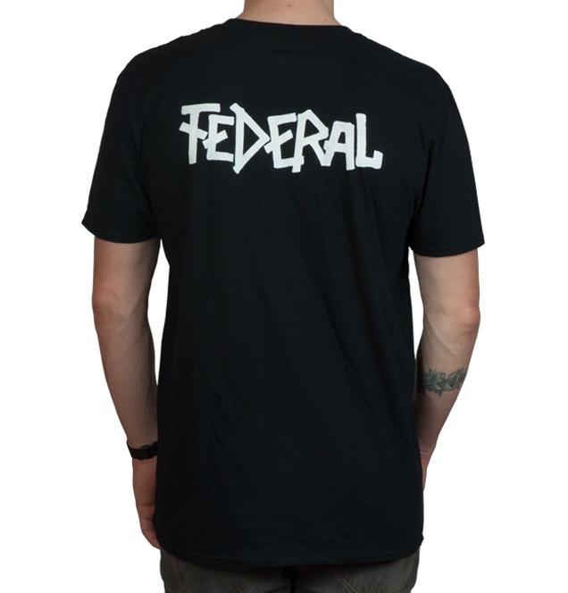 Federal Bruno 2 T Shirt Black