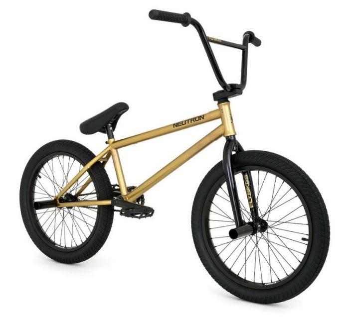 Flybikes 2017 NEUTRON LHD Gloss Metallic Gold
