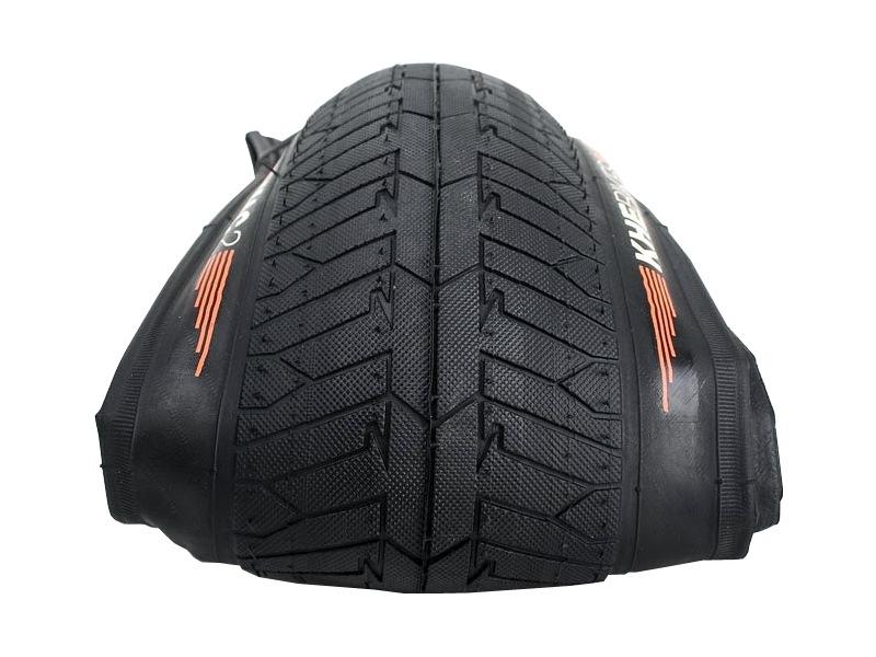 """Street-Park 20 /"""" x 2,30 /"""" Grey-Black KHE BMX Tyre MAC2"""