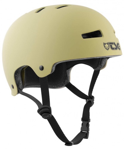 TSG EVOLUTION Solid Color Helmet Hunting Green