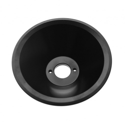 The Belly Button V2 Rear Hubguard Black
