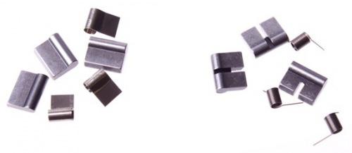 Freecoaster 3 Piece Trapez Salt Plus BMX Pawl//Spring Set Black