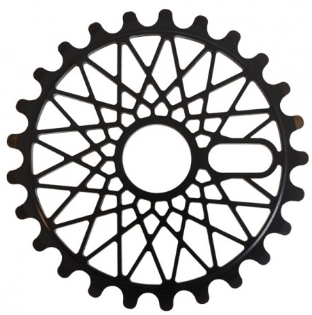 Federal BBS Bolt Drive Sprocket Black