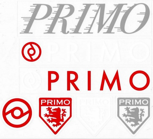 Primo Sticker Pack