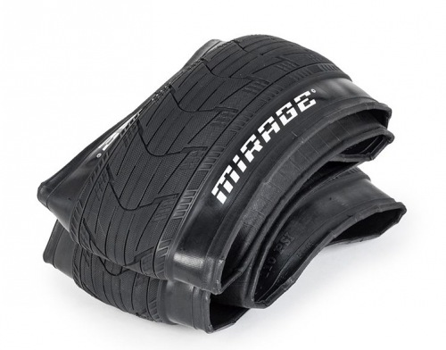 Éclat MIRAGE Folding Tyre Black