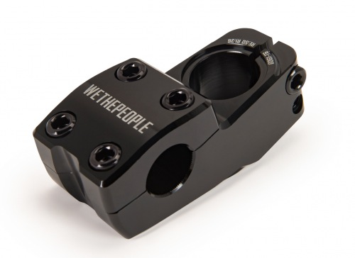 Wethepeople HYDRA 22.2/30 mm Stem Black
