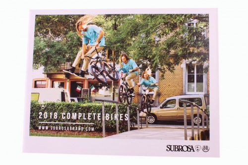 Subrosa 2018 complete bikes catalogue
