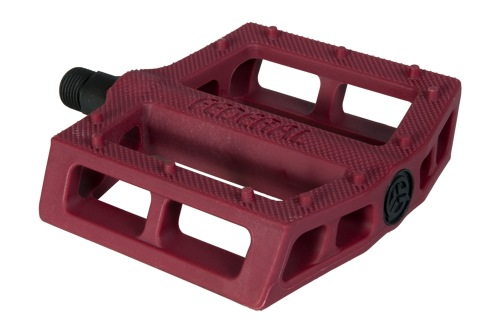 Federal CONTACT Plastic Pedals Blood Red