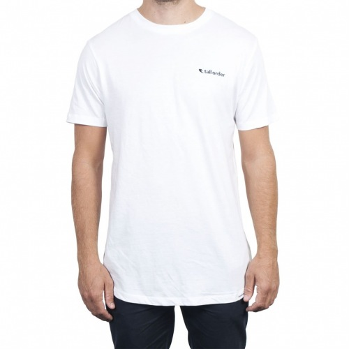 Tall Order LOGO T-shirt White