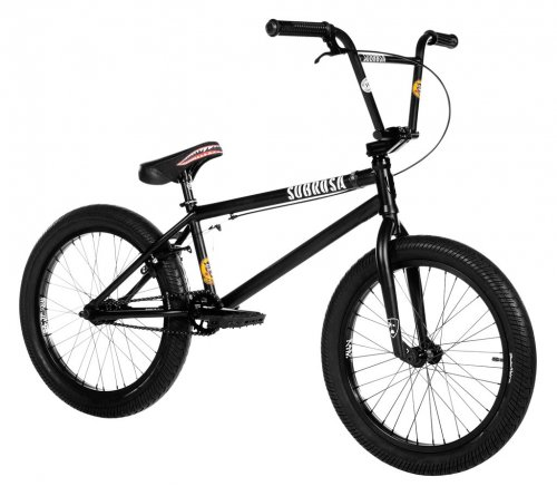 Subrosa 2019 SALVADOR Satin Black