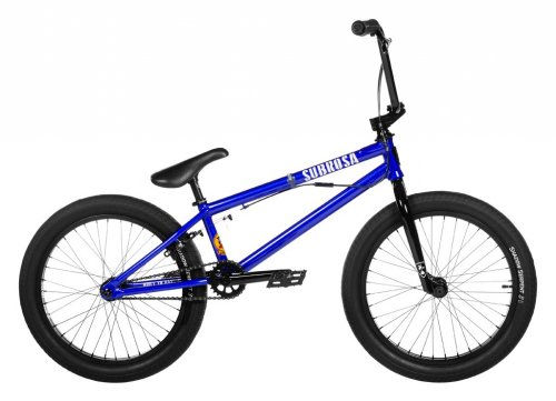 Subrosa 2019 SALVADOR Park Metallic Blue