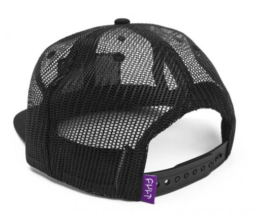 Kšiltovka Cult LOOK OUT 6 Panel Black