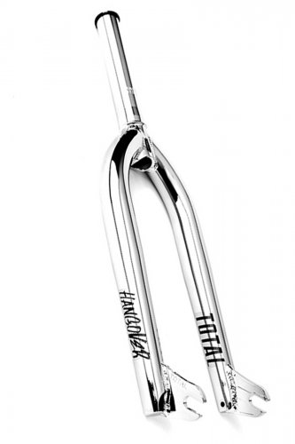 Total BMX HANGOVER Fork Chrome