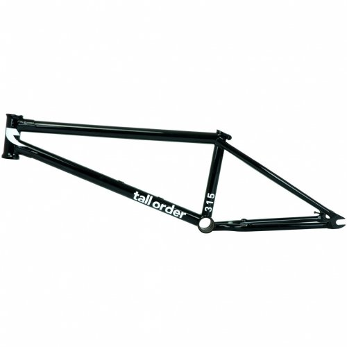 Tall Order 315 Frame Gloss Black