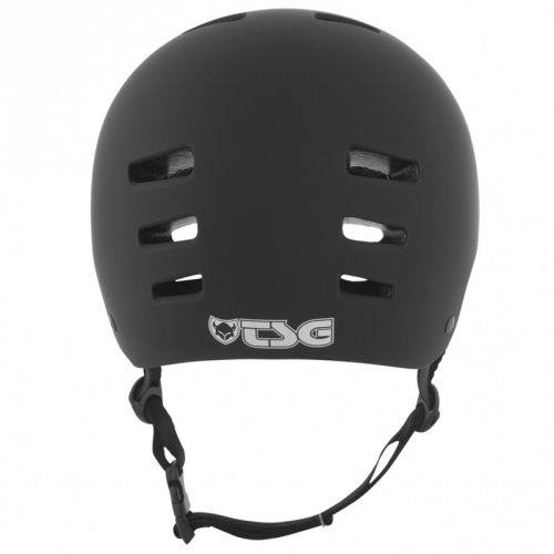 Přilba TSG EVOLUTION Youth Solid Color Black