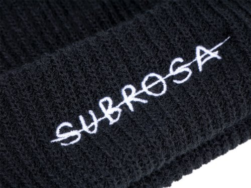 Kulich Subrosa CROSSED Black/White