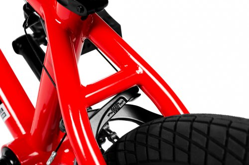 "Subrosa 2020 TIRO 18"" Gloss Red"