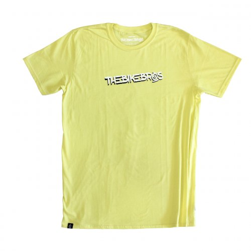 Thebikebros COOL T-Shirt Light Yellow