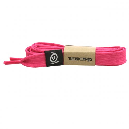Thebikebros Shoelace Pink