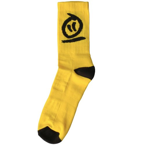 Thebikebros SYMBOL Socks Yellow/Black