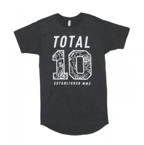 Total MMX T-Shirt Charcoal