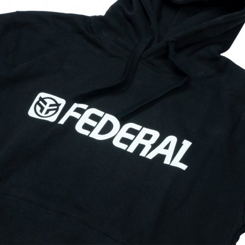 Mikina Federal OG LOGO Black