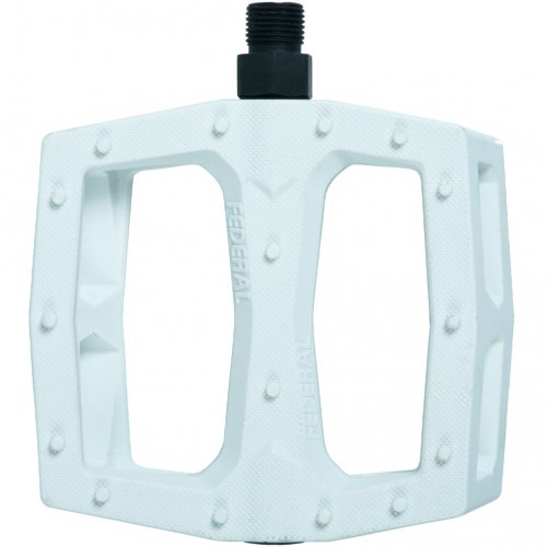 Federal COMMAND Plastic Pedals White