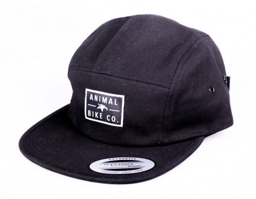 Animal JOCKEY Hat Black