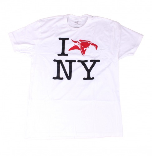 Animal I LOVE NY T-Shirt White