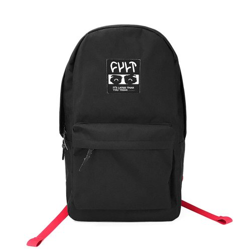 Cult BRICKS Backpack Black