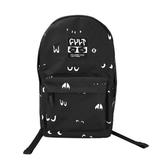 Cult WE DA PPL Backpack Black