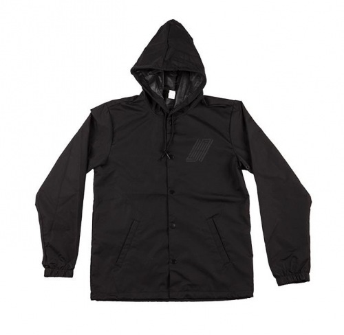 United HOOPER Jacket Black