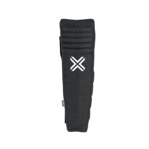 Fuse ALPHA EXTENDED Shin Guards Black