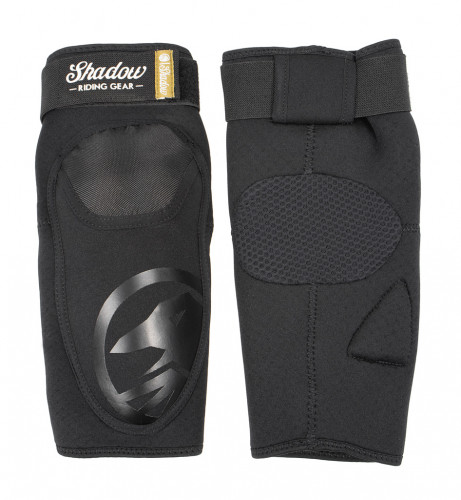 Shadow Jr. SUPER SLIM V2 Knee Pads Black