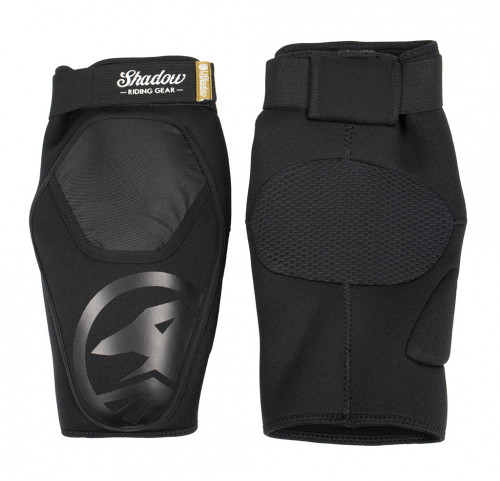 Shadow SUPER SLIM V2 Knee Pads Black