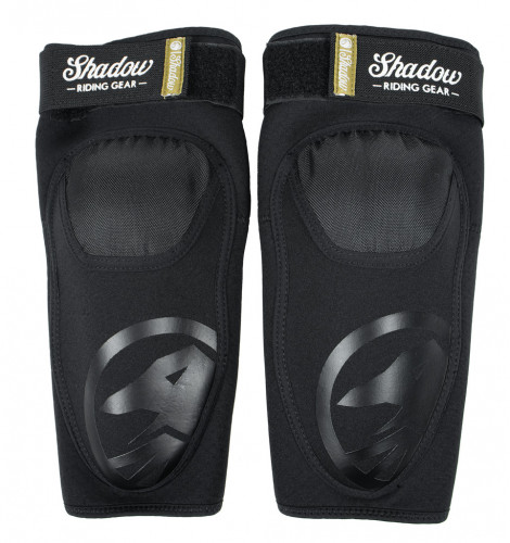 Shadow SUPER SLIM V2 Elbow Pads Black