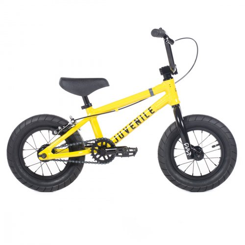 "Cult 2019 JUVENILE 12"" Yellow"