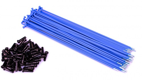 Rant STEEL Spokes Blue
