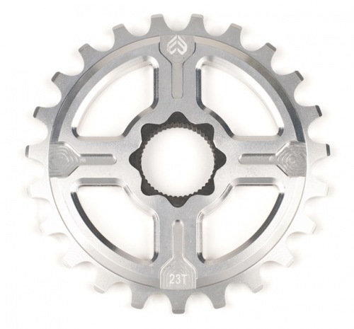 Éclat CHANNEL 24mm Sprocket Polished