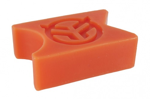 Federal BLOCK Wax Orange