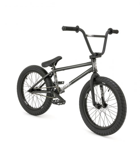 "Flybikes 2019 SUPERNOVA 18"" RHD Gloss Met. Black"