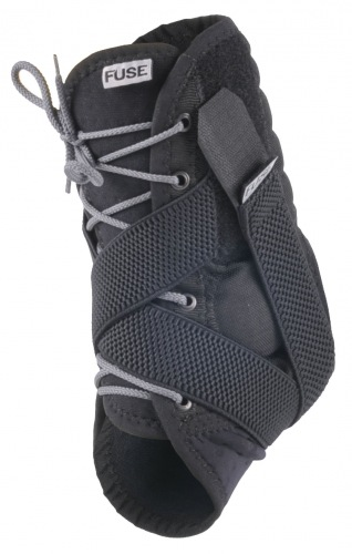 Fuse ALPHA Ankle Support Black