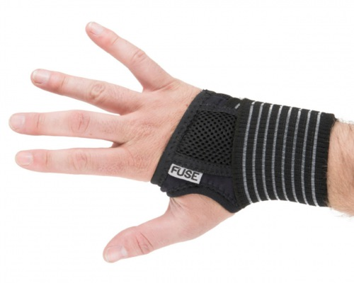 Fuse ALPHA Wrist Support Black