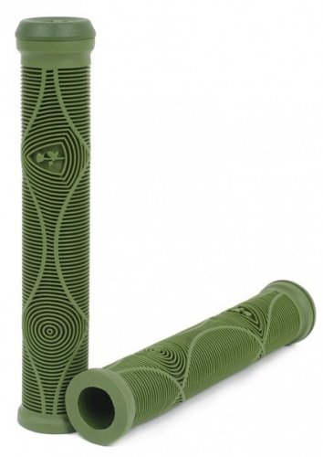 Subrosa GENETIC DCR Flangeless Grips Army Green