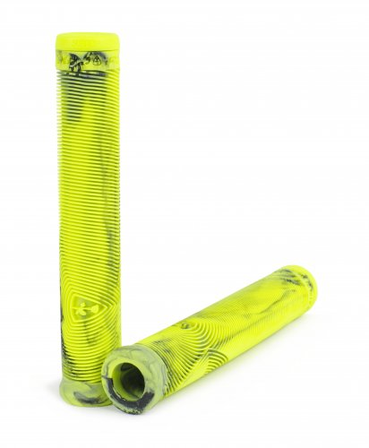 Subrosa GRIFFIN DCR Grips Yellow/Black Swirl