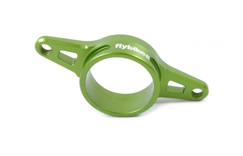 Flybikes CNC ALU Gyro Plate Apple Green