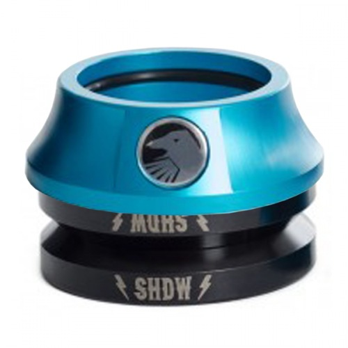 Shadow STACKED Headset Polar Pop Blue