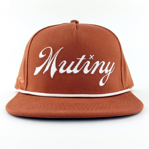 Mutiny SECOND STRING Hat Orange