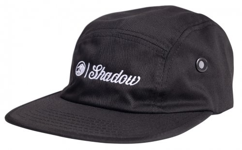 Shadow BRIGADE MILITARY Camp Cap Black