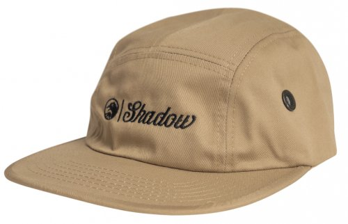 Shadow BRIGADE MILITARY Camp Cap Khaki